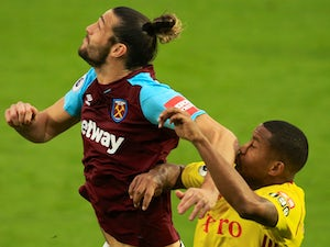 Team News: Andy Carroll starts for West Ham