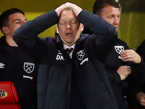 Moyes: 'West Ham can beat drop'