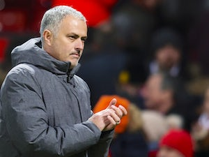 Jose Mourinho: 'United were solid'