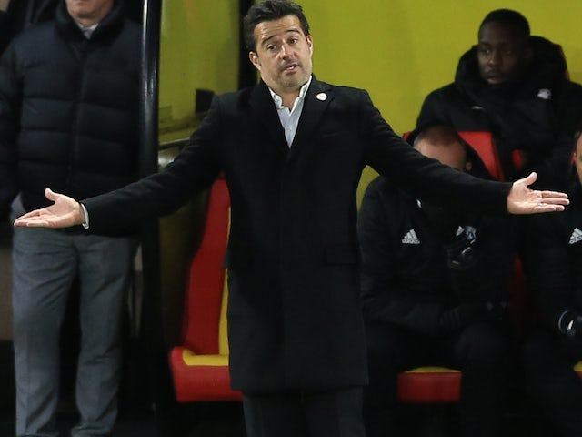 Silva tight-lipped on Watford future