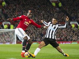 Pogba stars on United return