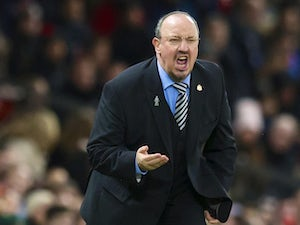 Benitez: 'We paid for our mistakes'