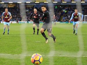 Sanchez cruelly denies Burnley in added time