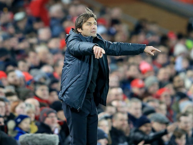 Conte: 'We must prepare to suffer without the ball'
