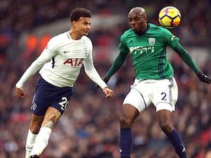 Kane rescues point for Tottenham