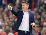 Celta Vigo manager Eduardo Berizzo pictured in May 2017