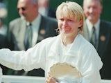 Jana Novotna pictured in 1997