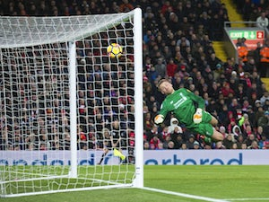 Napoli to move for Mignolet?