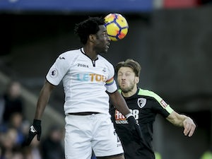 Swansea, Bournemouth play out stalemate