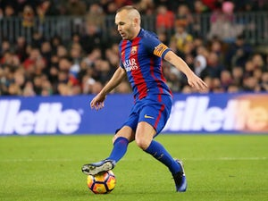 Guardiola rules out move for Iniesta