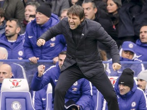 Conte: 'I don't mind Hazard at false nine'