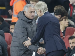 Guardiola, Mourinho on MOTM shortlist