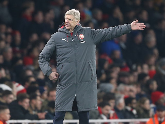 Result: Arsenal held as Wenger breaks record