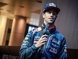Daniel Ricciardo pictured in 2015