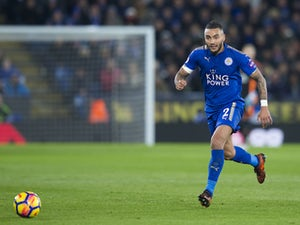 Danny Simpson out for up to five weeks