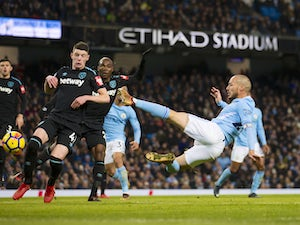 David Silva fit for Manchester derby