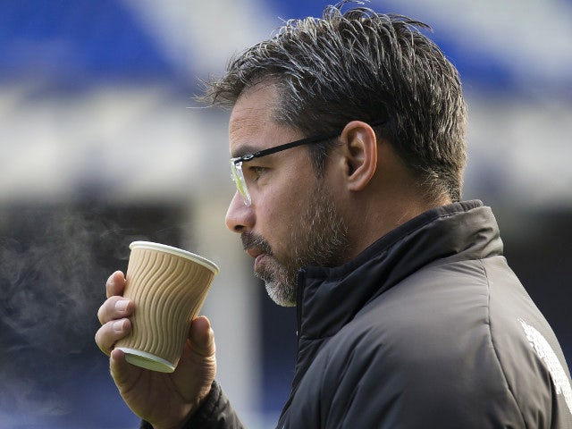David Wagner ahead of Huddersfield Town's match at Everton on December 2, 2017
