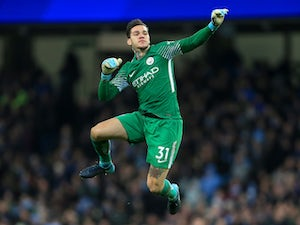 Ederson signs Man City contract extension
