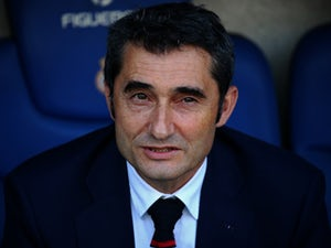 Ernesto Valverde: 'Title race is not over'