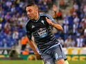 Iago Aspas in action for Celta Vigo in 2016