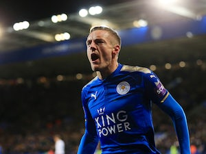 Jamie Vardy fit for trip to Chelsea