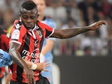 Jean Michael Seri in action for Nice in 2016