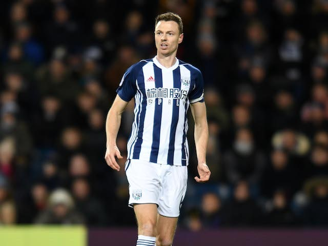 Arsenal, City want West Brom's Evans?
