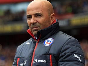 Sampaoli optimistic after Maradona jibe