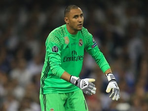 Keylor Navas I Intend To Fulfil Real Madrid Contract