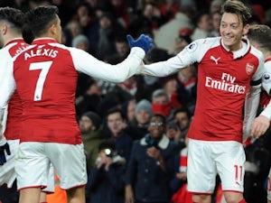 Redknapp criticial of Ozil, Sanchez situation