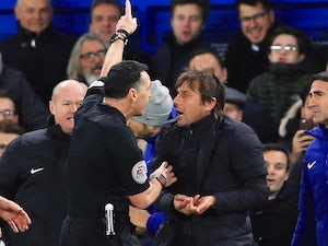 Conte fined £8,000 for misconduct charge