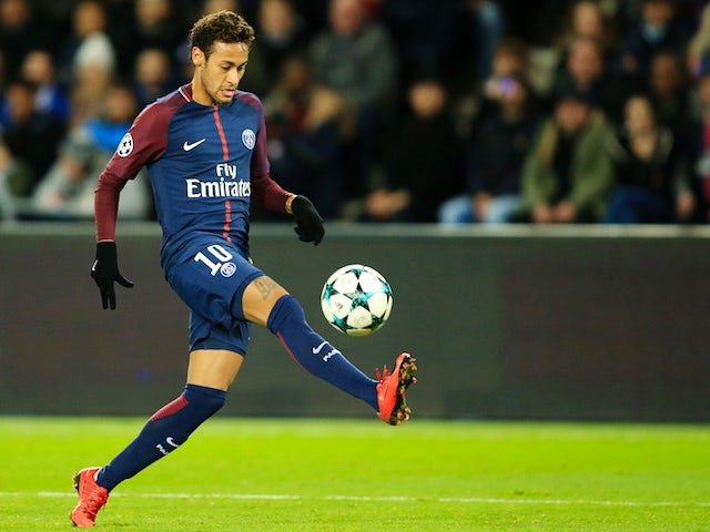 Neymar out of PSG squad for personal reasons