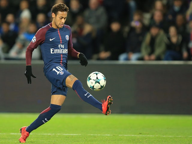 Unai Emery brushes aside Neymar rumours