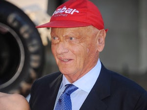 Niki Lauda pictured in 2013