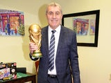 Peter Shilton pictured in 2014