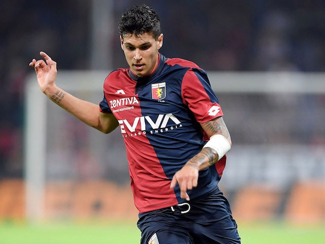 Monaco sign teenage striker from Genoa — Pietro Pellegri
