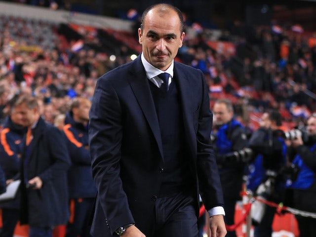 Martinez will not play Hazard as false nine