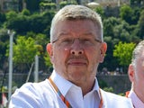 Ross Brawn pictured in May 2017