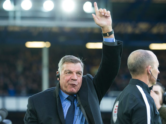 Allardyce: 'Reducing squad still a priority'