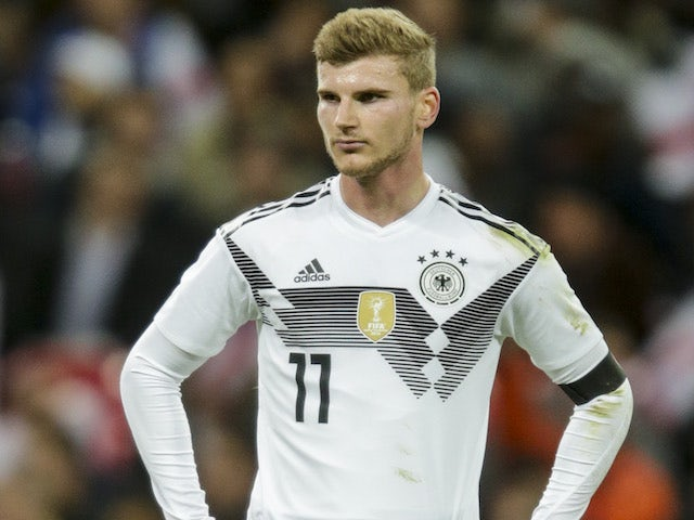 Arsenal 'join £50m race for Timo Werner'