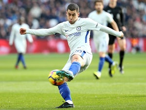 Hazard-inspired Chelsea blow away Brighton