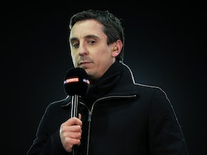 Guardiola takes swipe at Gary Neville