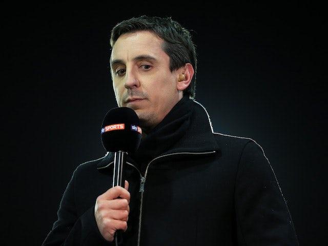 Neville baffled by City's Sanchez stance