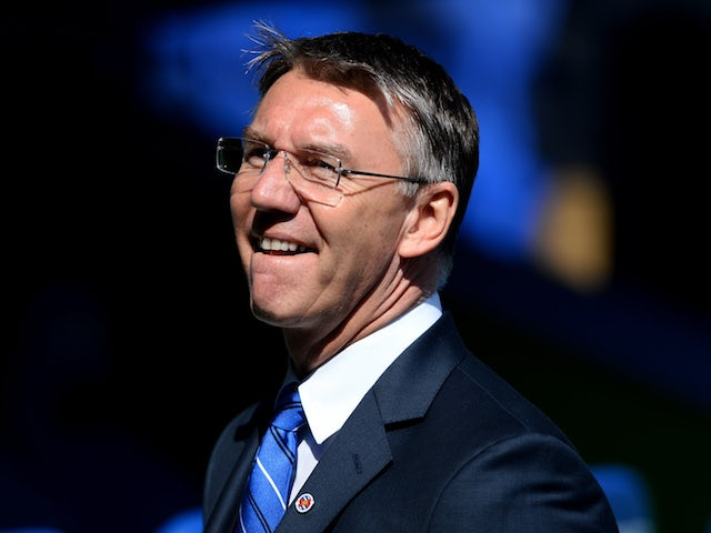 Nigel Adkins returns to management with Hull City