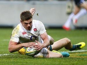 McCall backs Farrell for England captaincy