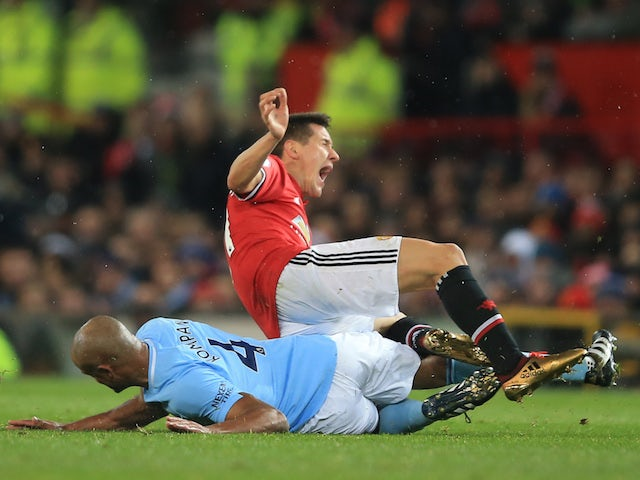 Ander Herrera calls for rule changes to appeal 'undeserved' bookings