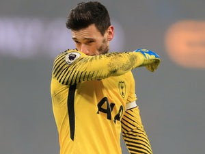 Hugo Lloris doubtful for Southampton trip