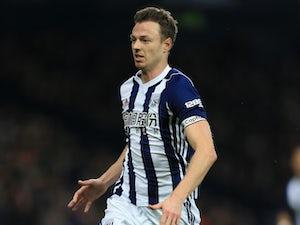 Pardew: 'Jonny Evans could leave West Brom'