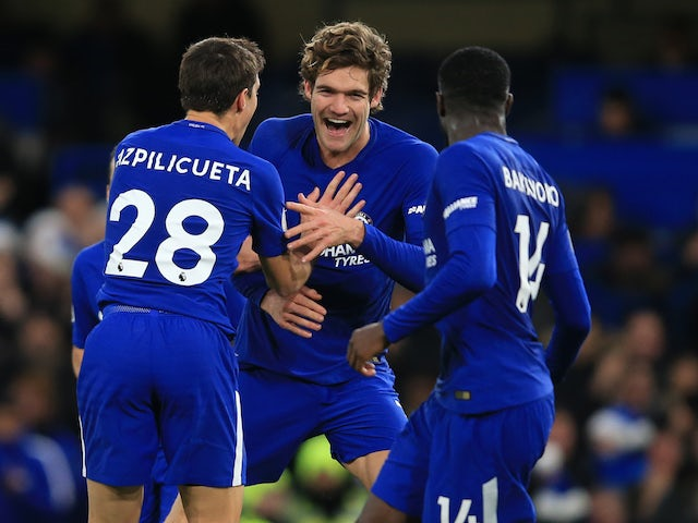 Conte wants more from Azpilicueta, Morata
