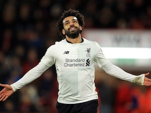 Mohamed Salah named Player of the Month